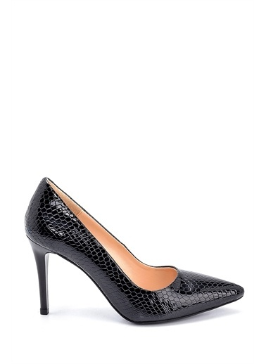 Derimod Kadın Stiletto (246-01) Gova/Stiletto Siyah